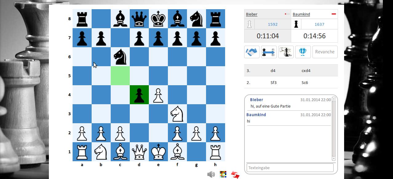 online schach eu